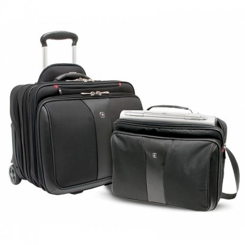 zestaw toreb pilotek podróżnych