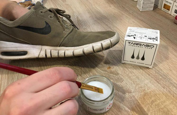 renowacja obuwia